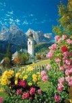Puzzle 1500 Ravensburger 162147 Dolomity Włochy