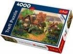 Puzzle 4000 Trefl 45002 Cottage - Marynarska Przystań