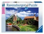 Puzzle 1000 Ravensburger 157860 Malowniczy Młyn