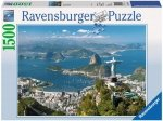 Puzzle 1500 Ravensburger 163175 Widok na Rio