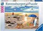 Puzzle 1000 Ravensburger 195275 Plaża - Gotowi na Lato