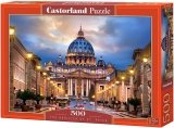 Puzzle 500 Castorland B-52349 The Basilica of St. Peter