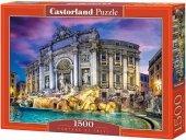 Puzzle 1500 Castorland C-151479 Fontana di Trevi