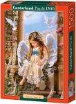Puzzle 1500 Castorland C-151165 Tender Love Sandra Kuck - Anioł
