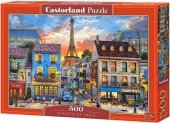 Puzzle 500 Castorland B-52684 Ulice Paryża
