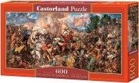 Puzzle 600 Castorland B-060382 Bitwa pod Grunwaldem - Jan Matejko