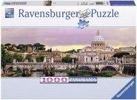 Puzzle 1000 Ravensburger 150632 Mosty Rzymu - Panorama