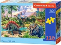 Puzzle 120 Castorland B-13234 Dinozaury
