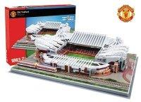 Puzzle 3D Trefl M-3705 Model Stadionu Old Trafford - Manchester United 186 el.