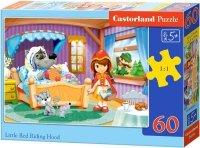 Puzzle 60 Castorland B-06915 Czerwony Kapturek