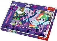 Puzzle 260 Trefl 13191 Equestria Girls