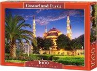 Puzzle 1000 Castorland C-103386 Turcja - Blue Mosque