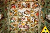 Puzzle 1000 Piatnik P-5393 Kaplica Sykstyńska