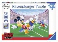 Puzzle 300 Ravensburger 131259 Disney - Piłka Nożna