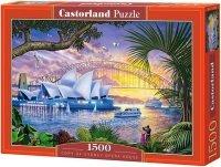 Puzzle 1500 Castorland C-151295 Sydney Opera House