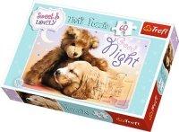Puzzle 60 Trefl 17270 Sweet & Lovely - Słodkich Snów