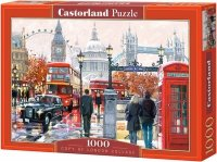 Puzzle 1000 Castorland C-103140 London - Collage