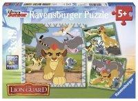 Puzzle 3x49 Ravensburger 093489 Lwia Straż 3w1