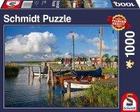 Puzzle 1000 Schmidt 58317 Morze Bałtyckie - Ahrenshoop