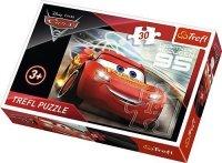 Puzzle 30 Trefl 18215 Auta - Cars 3 Zygzak McQueen