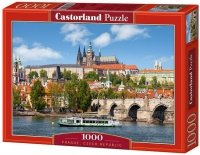 Puzzle 1000 Castorland C-102426 Prague - Czech Republic