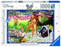 Puzzle 1000 Ravensburger 196777 Bambi