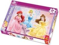 Puzzle 24 Maxi Trefl 14125 Radosne Księzniczki