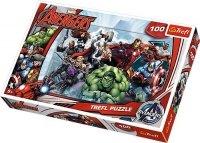 Puzzle 100 Trefl T-16272 Avengers