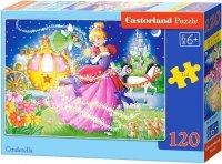 Puzzle 120 Castorland B-13395 Kopciuszek