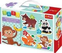 Puzzle Baby Classic Trefl T-36056 Przysmaki