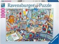 Puzzle 1000 Ravensburger 195213 Zabawki