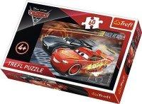 Puzzle 60 Trefl 17297 Cars 3 - Auta