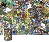 Puzzle 1500 Heye 29339 London - eBoy