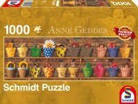 Puzzle 1000 Schmidt 59359 Anne Geddes - Sezon Wiosenny (Panorama)