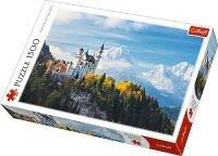 Puzzle 1500 Trefl 26133 Alpy Bawarskie