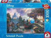 Puzzle 1000 Schmidt 59472 Thomas Kinkade - Kopciuszek - Disney