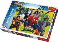 Puzzle 260 Trefl 13218 Spiderman