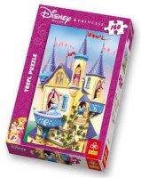 Puzzle 160 Trefl 15142 Pałac Księżniczek