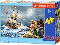 Puzzle 120 Castorland B-13166 Syrena Morska