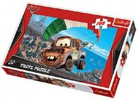 Puzzle 100 Trefl T-16187 Auta 2 - Cars