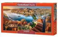 Puzzle 4000 Castorland C-400232 The Last Sun on Porto
