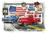 Puzzle 1000 Piatnik P-5473 Old Route 66