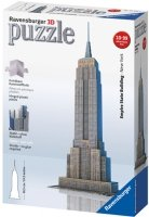 Puzzle 3D 216 Ravensburger 125531 Empire State Building