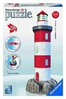 Puzzle 3D 216 Ravensburger 125654 Przybrzeżna Latarnia Morska