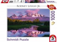 Puzzle 1000 Schmidt 59386 Rodney Lough Jr. - Park Grand Teton - Wyoming