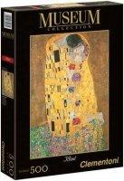 Puzzle 500 Clementoni 35060 Klimt - Pocałunek