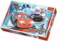 Puzzle 100 Trefl T-16290 Cars - Lodowa Przygoda