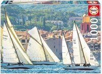 Puzzle 1000 Educa 16755 Sailing at Sint-Tropez