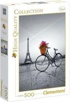 Puzzle 500 Clementoni 35014 Romantyczna Promenada Paryż