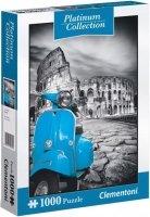 Puzzle 1000 Clementoni 39399 Platinum - Koloseum